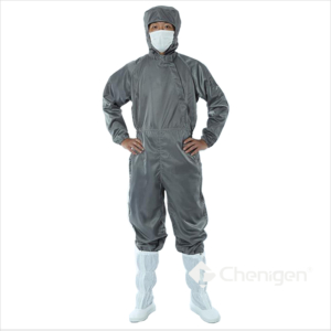 A-58 Cleanroom ESD/Anti-Static Coverall/Bunny Suit