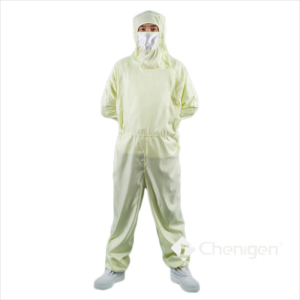A-59 Cleanroom ESD/Anti-Static Coverall/Bunny Suit