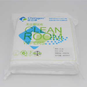 C1-A 100% Polyester Wipes Cleanroom Wipers