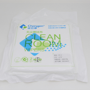 C2-E Polyester Microfiber Wipes Cleanroom Wipers