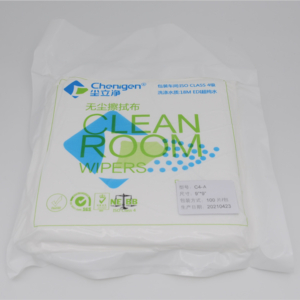 C4-A Woven Blend Microfiber Wipes Cleanroom Wipers