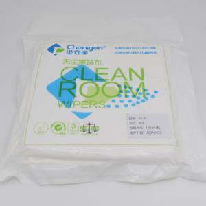 C5-F High-Density Blend Microfiber Wipe Cleanroom Wipers