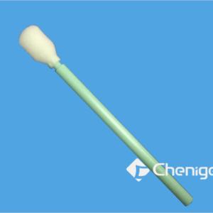 CJ-F009 Polyurethane Foam Cleanroom/ESD Swab