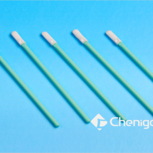 CJ-PS002 Knitted Polyester Cleanroom/ESD Swab
