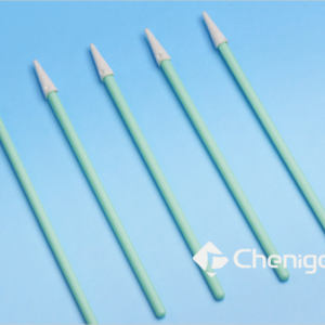 CJ-PS006 Knitted Polyester Cleanroom/ESD Swab