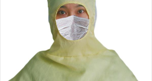 Cleanroom ESD/Anti-Static Hoods