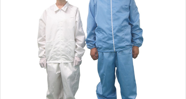 Cleanroom ESD/Anti-Static Jackets & Trousers