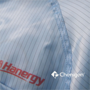 Details 1 of J003 Cleanroom ESD/Anti-Static Jacket & Trousers