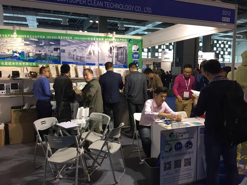 NEPCON China 2016 in Shanghai, China