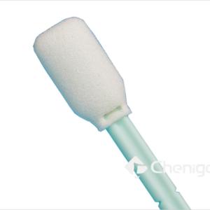 Polyurethane Foam Head of CJ-F003 Cleanroom/ESD Swab