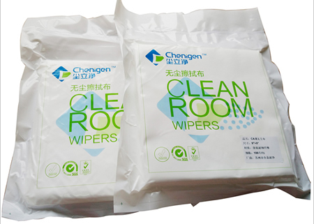 Woven Blend Microfiber Wipes Cleanroom Wipers