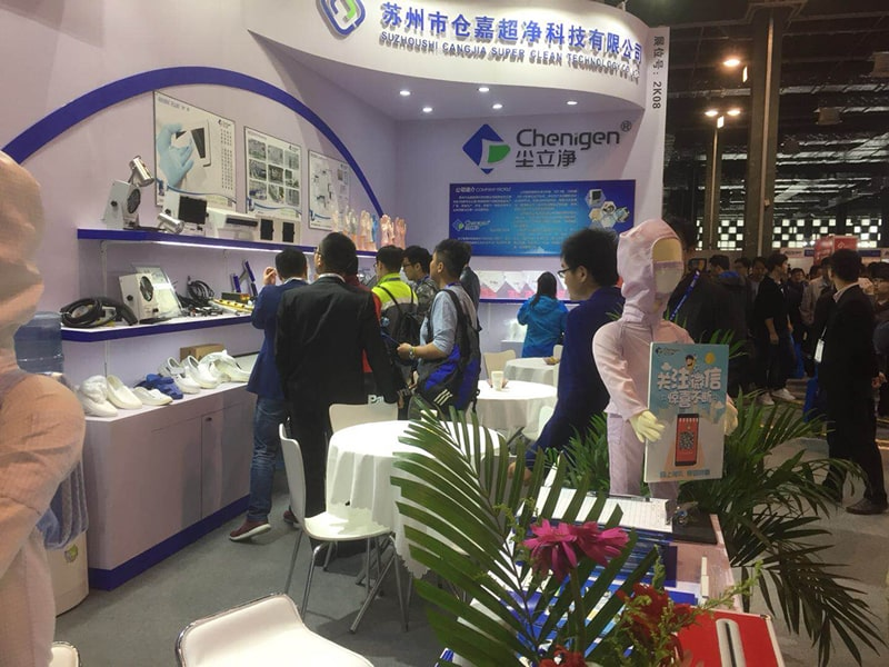 Productronica China 2018 in Shanghai, China